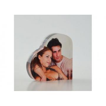 Glasfoto Herz 19mm
